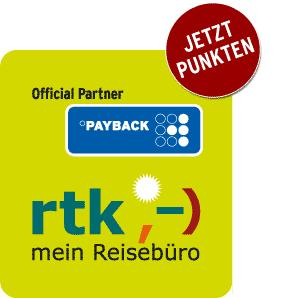 Official Partner Payback rtk Reisebüro